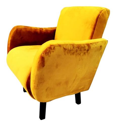 Silla Sillon  Ergonomica Moderno Sofa Individual Salas Eco - Ecart