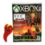 Revista Oficial Xbox Doom Eternal De Volta Ao Inferno! N°165