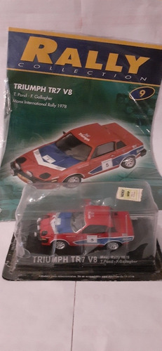 Triumph Tr7 V8 - Rally  - Ixo Altaya- Rally Collection.