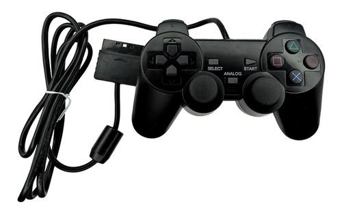Controle Para Playstation 2 Dualshock Com Fio E Analógico