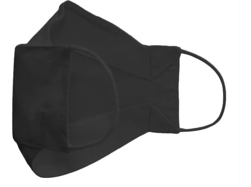 Kit Com 5 Mascaras 3d Ideal Pra Oculos