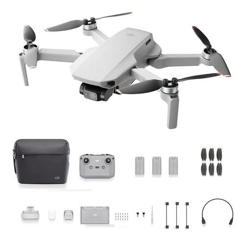 Drone Dji Mavic Mini 2 Fly More Combo 3 Bateria Nota Fiiscal
