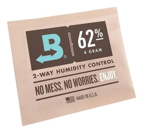 Sobre Boveda 8gr 62% Control Humedad Curado Y Conservación
