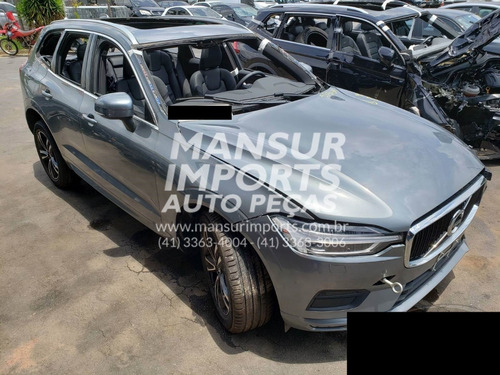 Volvo Xc60 Diesel 2019 Sucata