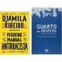 Kit 2 Livros Pequeno Manual Antirracista Quarto De Despejo