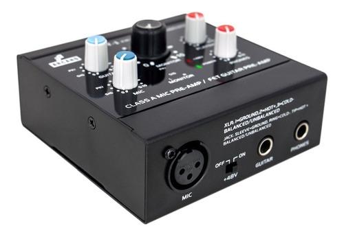 Interface De Áudio Arcano Ot-1 Usb Pre-amp Alta Qualidade