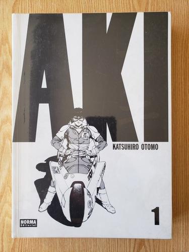 Akira Coleccion Completa (editorial Norma)