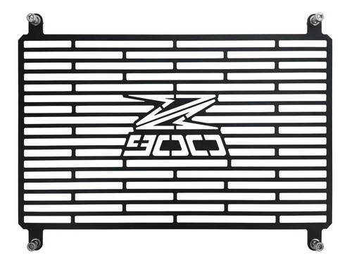Protetor Radiador Aço Carbono Kawasaki Z900 Z 900 18/21