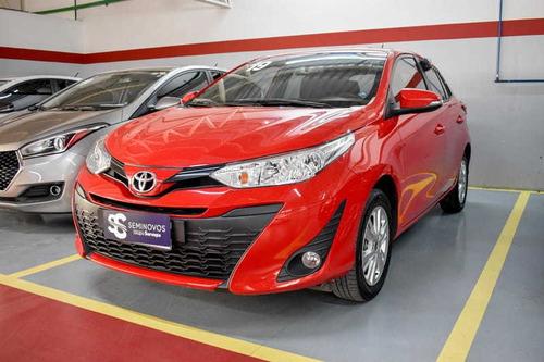 Toyota Yaris 1.3 Xl Plus Aut