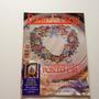 Revista Ponto E Arte Ponto Cruz Quadro Porta jóias Bb793