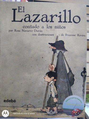 Libro El Lazarillo Contado A Los Niños