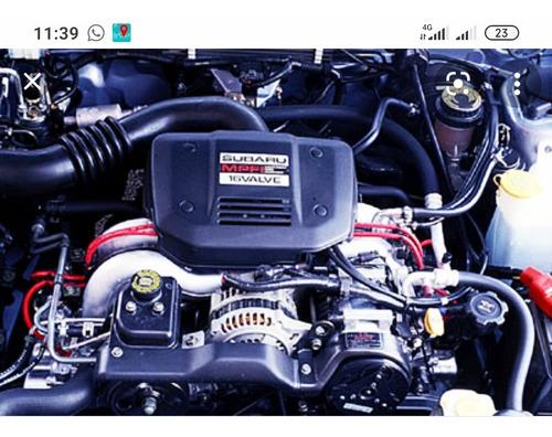 Suspensión Completa Subaru Legacy-93 2.0