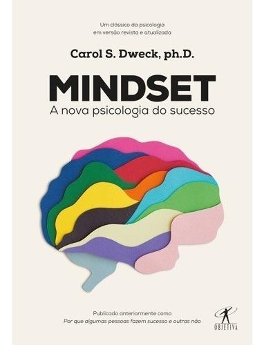 Livro - Mindset A Nova Psicologia Do Sucesso