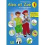 Alex Et Zoe 1 (a1.1) N/e Cd Audio Classe Importado (2