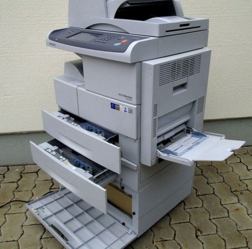 Fotocopiadora Samsung 6545n Y 6555n