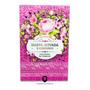 Harpa Capa Brochura Letra Hipergigante Floral Pink