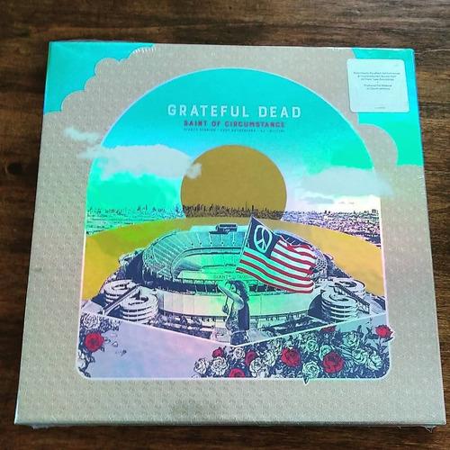 Grateful Dead Saint Of Circumstance 5 Vinilos Set Limited Ed