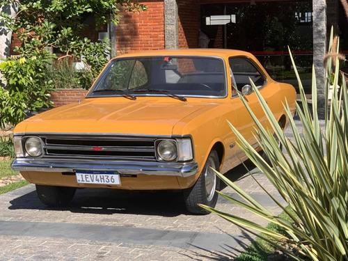 Opala 2 Portas 1974 4cc