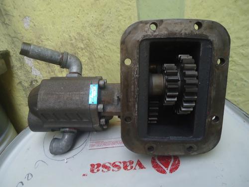 Toma Fuerza Con Bomba Hidraulica Para Caja Fuller