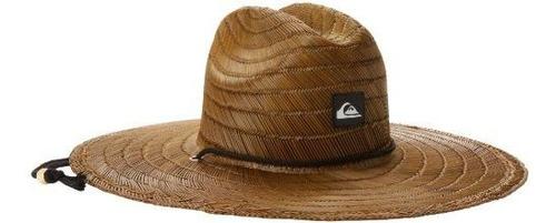 Sombrero De Paja Pierside Quiksilver Para Hombre