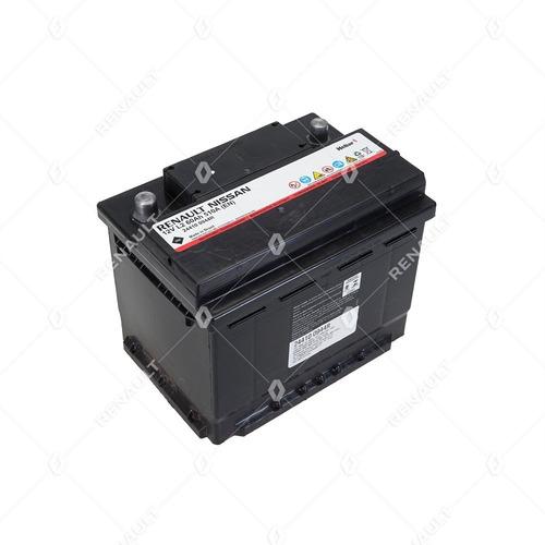 Bateria Heliar 12x50 Orig Nissan Renault Duster Clio Sandero