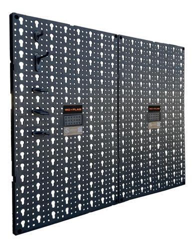Herramientas Tablero Porta Facil 40 Soportes 60 X 50 Woplas