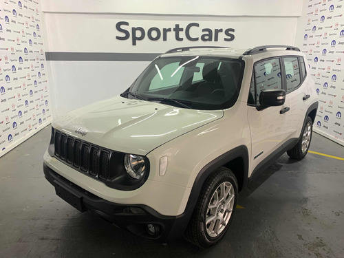 Jeep Renegade Sport At6  Linea Nueva En Stock!