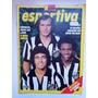 Manchete Esportiva Nº 52 Out/1978 Santos / Falcão