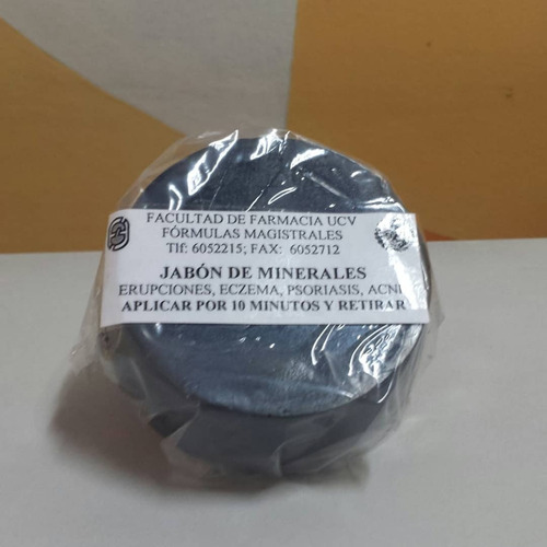 Jabón De Minerales
