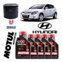 Kit Motul 6100 5w30 Save Lite Hyundai I30 1.6 2.0 W811/80