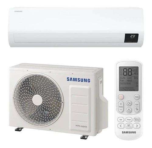 Ar Condicionado Split Samsung Inverter 18000 Btus Q/f 220v