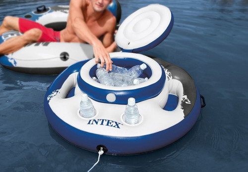 Hielera Flotante Intex