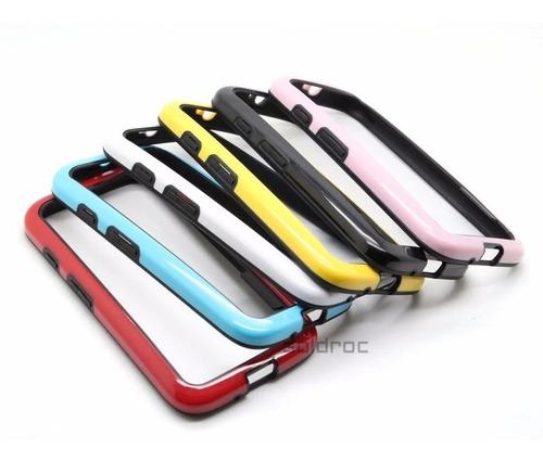 Bumper Capa Case Tpu Motorola Moto G Original