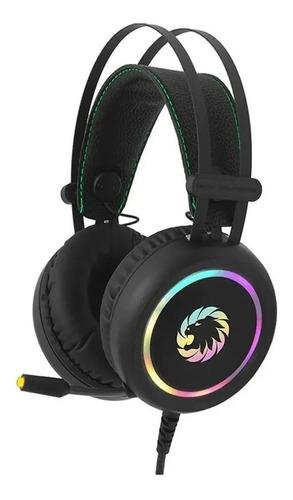 Auricular Gamemax Microfono Rgb Led Hg3500 Pro Usb 7.1