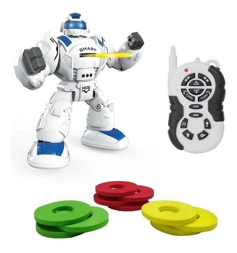 Robô Smart Gigante Com Controle Remoto 12 Funções