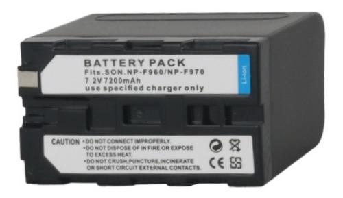 Bateria Np-f970 Para Iluminadores De Led (nfe) F970 970