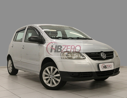 Volkswagen Fox Plus 1.6 8v (flex) 2009