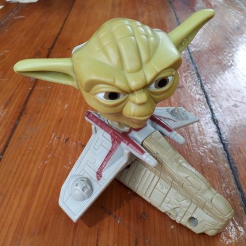 Maestro Yoda Star Wars Figura De Colección