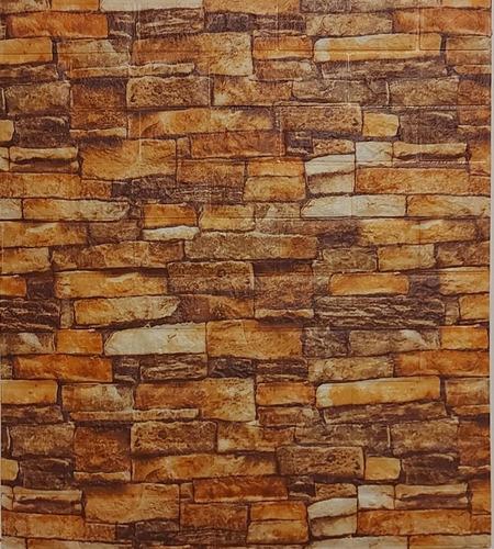 Revestimiento Pared Adhesivo Facil Colocacion Piedra Rustica