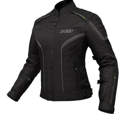 Jaqueta X11 Iron2 Feminina 100% Impermeável Moto Top!