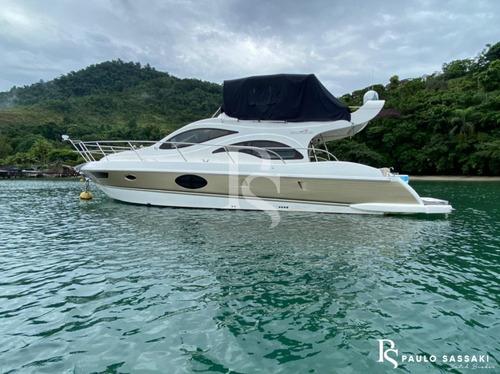 Lancha Real Top 40 Fly Ñ Azimut Coral Intermarine Ferretti