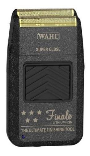 Máquina / Acabamento Wahl Clipper Shaver Finale Recarregável