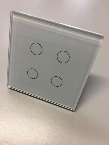 Interruptor Touch 8cm X 8cms