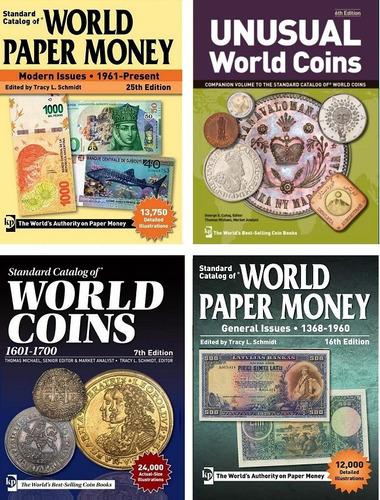 Ultimos !! Catalogos Krause 2020 Monedas Y Billetes Dvd
