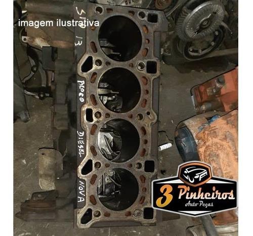 Bloco Do Motor - S10 Diesel -2014