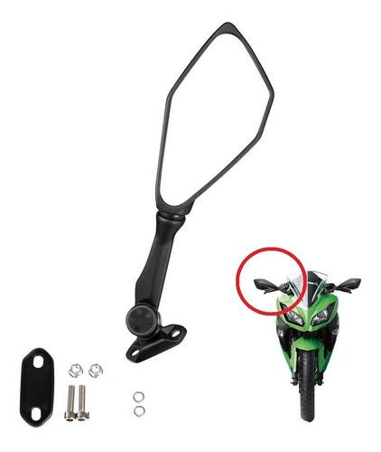 Espejo Derecho Abatible Moto Ninja Cbr Rs200 R15 Gixxer Sf