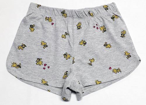 Shorts De Pijama Infantil