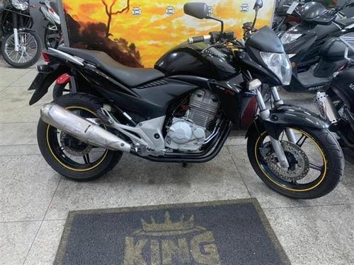 Honda Cb 300 - 2013 - Preta - King Motos