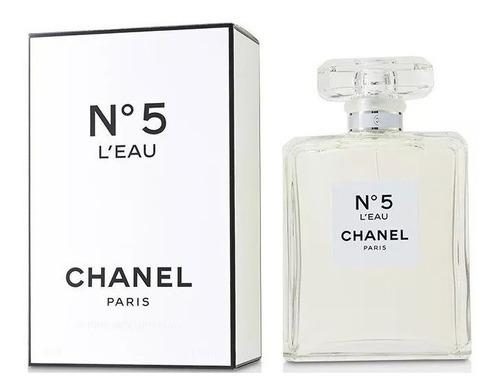 Perfume Chanel Leau N°5 Edt 100ml Original Importado Afip