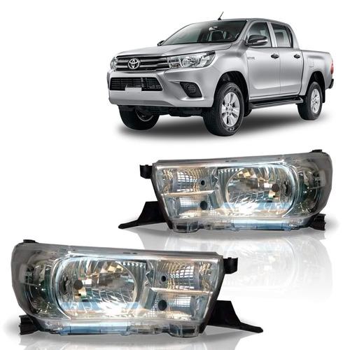 Farolete Toyota Hilux 2016 2017 2018 Pickup